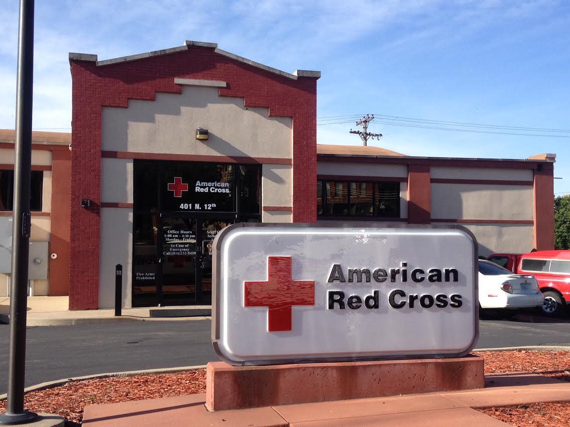 Red Cross St. Joseph