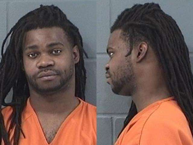 Dion Smith, Outside warrant, Arrested 1/8