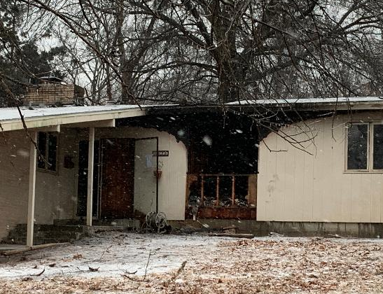 Second fire at a home in Topeka in less than two weeks