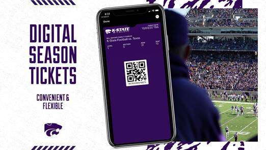 K-State athletics announces move to digital ticketing