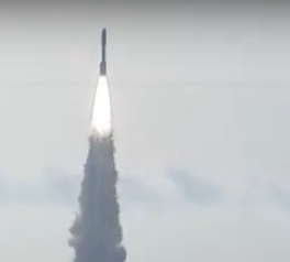 Successful Thursday morning launch image courtesy NASA