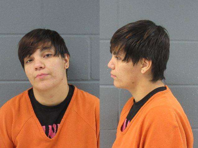 Skylar Welch, Driving without lights when needed, DUI-liquor/drugs, Arrested 4/8