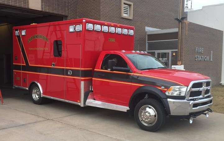 Great Bend Fire/EMS increased ambulance fees to keep up with rising medical costs.
